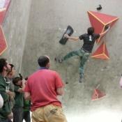 Boulder-Wettkampf Taktik Strategien