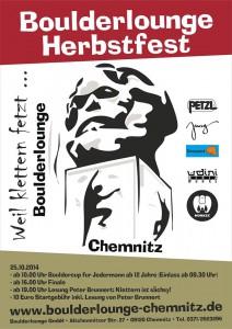 Boulderlounge Chemnitz Herbstfest