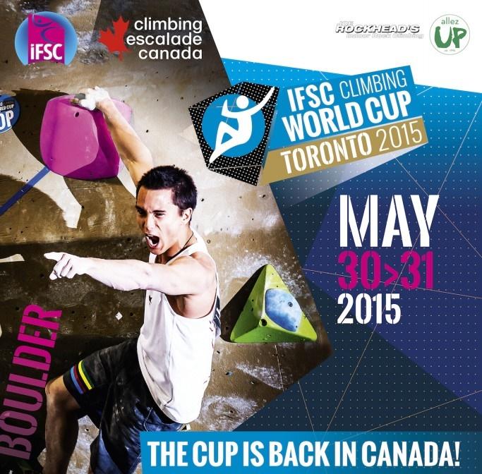 IFSC Toronto 2015