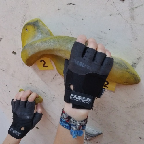 Klettern Handschuhe