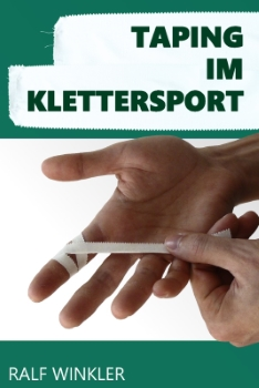 Taping im Klettersport Cover