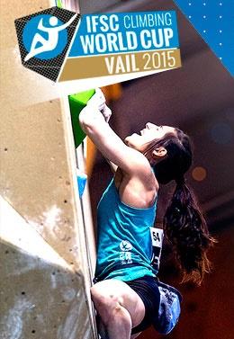 Weltcup Vail 2015 bouldern